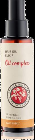 Hair Oil Elixir Многофункциональное масло для волос