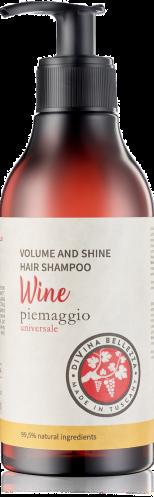 Volume and Shine Hair Shampoo Шампунь для объема и сияния волос