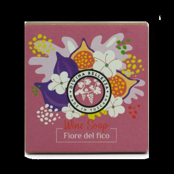 Soap Fiore del fico Мыло Цветок инжира фото 1