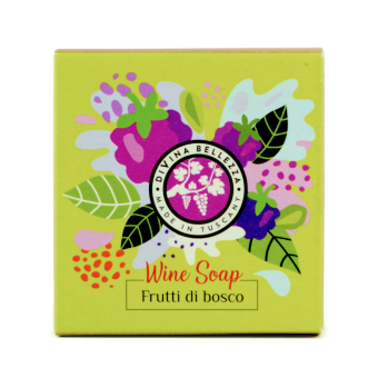 Soap Frutti di bosco Мыло Лесные ягоды фото 1