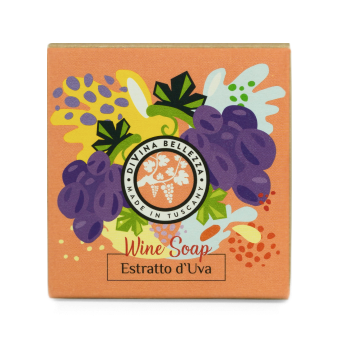 Soap Estratto d'Uva Мыло Сок винограда фото 1