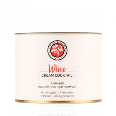 Face Cream Сocktail Антивозрастной крем-коктейль для лица фото 2